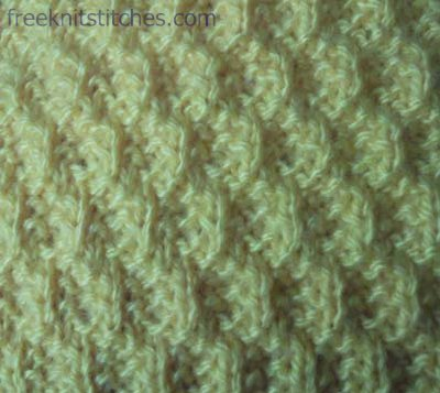 knit purl patterns for scarf Crack