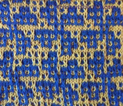 knit cable patterns Cornflower