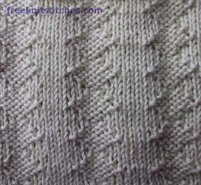 knit and purl baby blanket pattern Wallpaper