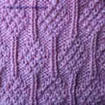 how to knit Ashberry