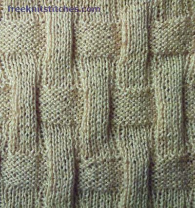 how to knit a purl stitch Frail