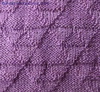 Knit Purl Knitting Stitch Patterns