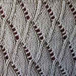 cable knit patterns Shells
