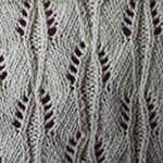 knitting pattern Wave