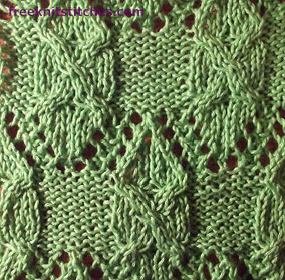 knitting patterns free Envelope