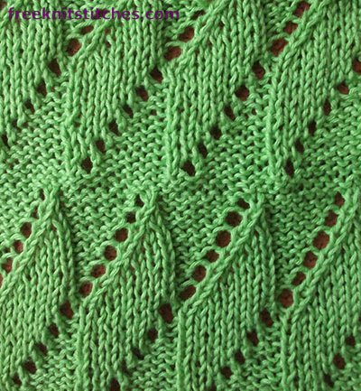 Knitting Stitches Gallery : Image Gallery knitting designs