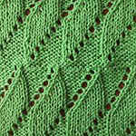 simple knitting patterns Breeze