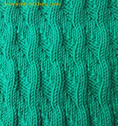 Free baby knitting patterns Sea surf