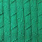 twisted rib stitch Scratches