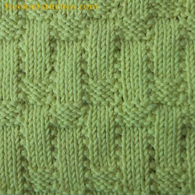 purl knitting instructions Corbel