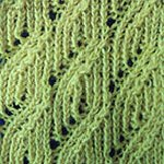 ribbing patterns Swirl Rib
