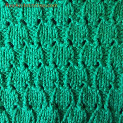 Knitting Stitches Wrap 3 : Scarf patterns Bubble Wrap