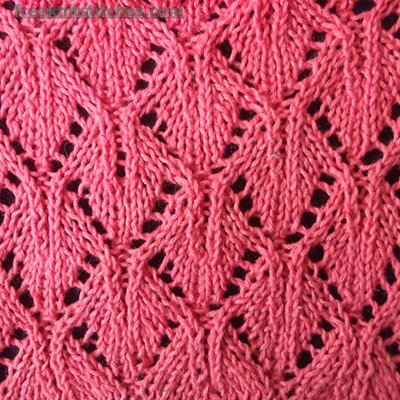 easy knitting stitches for beginners Shrubs