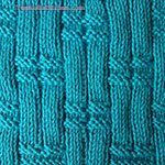 easy knit patterns Reed