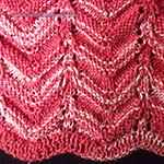 knitted edgings Tide