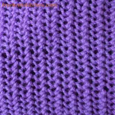 lace knitting stitches Grid