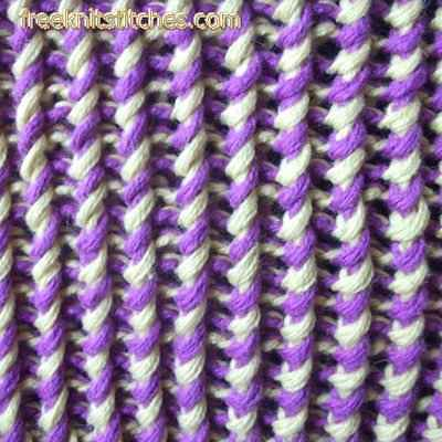 Slip Stitch Patterns String