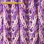 color knitting the easy way Flourishes