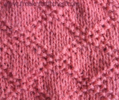 Knitting Pick Up Stitches Along Curved Edge : PICTURES OF KNITTING STITCHES Free Knitting Projects